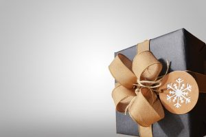 מתנה עטופה