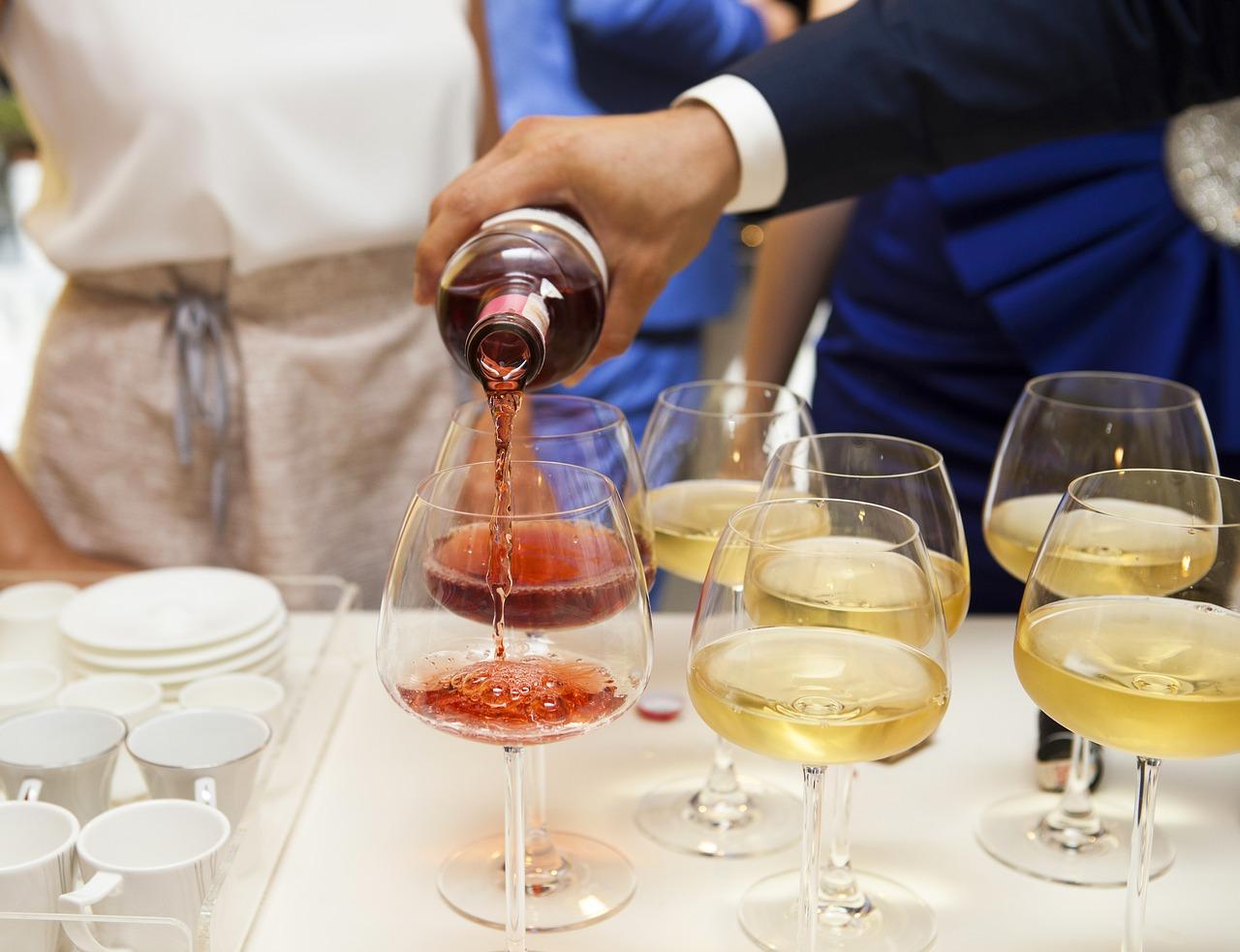 כוסות ויין