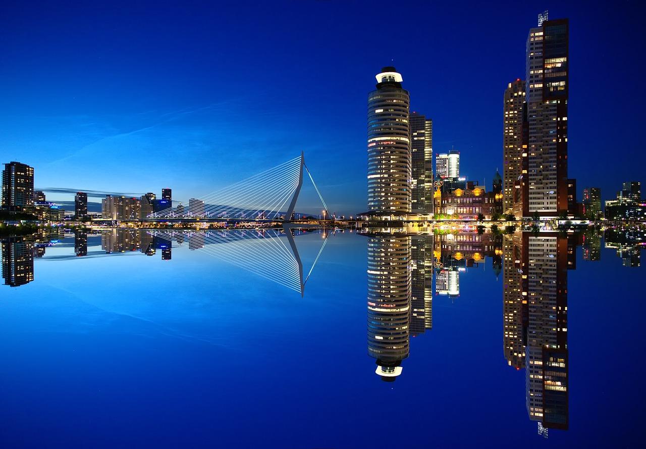 צילום של העיר
