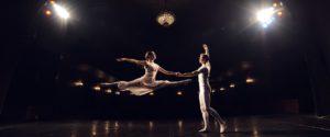רקדנית מקצועית