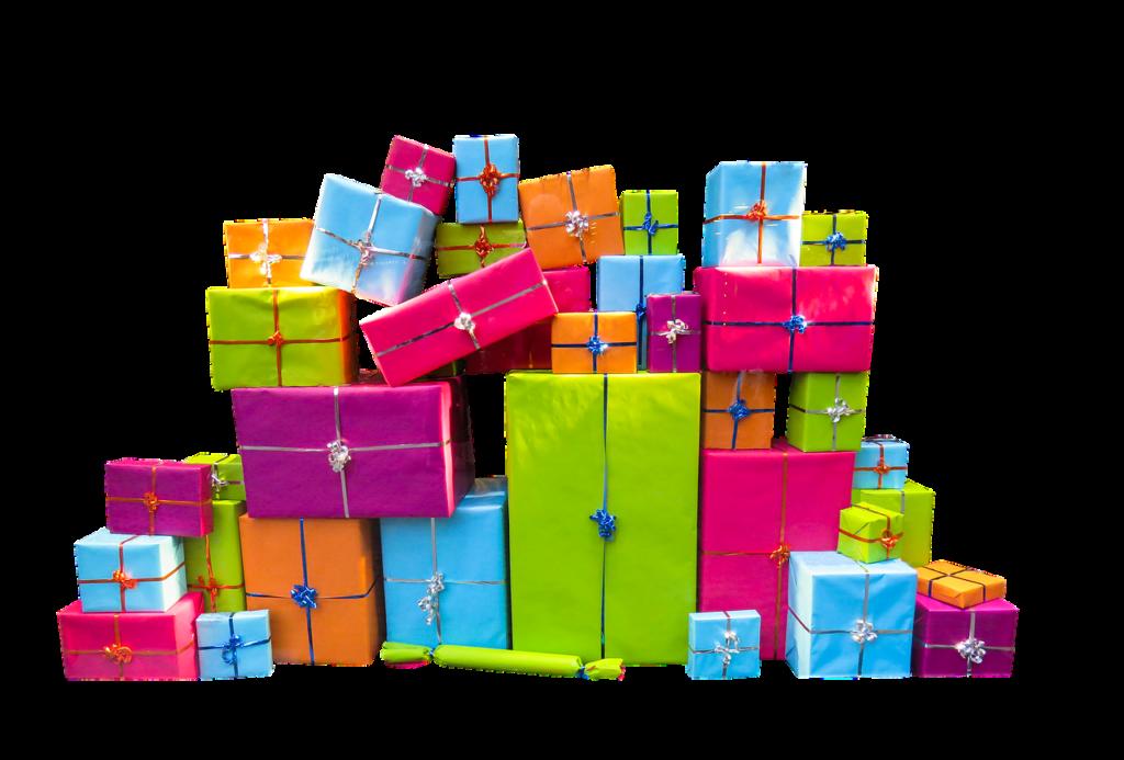 הרבה מתנות
